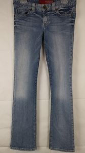Guess Jeans Stretch Daredevil Bootcut Size 29